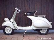 Kategorie: Piaggio Vespa 125 mod. 1954